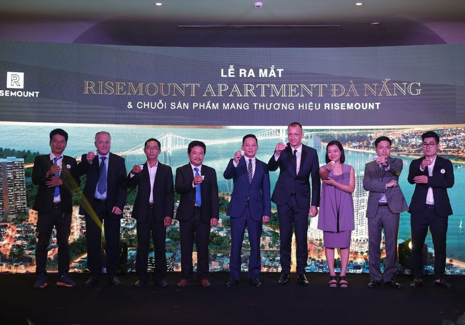 Risemount-Risemount Apartment Danang and the Risemount brand-annoucement ceremony